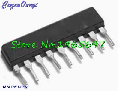1pcs/lot TA7317P TA7317 SIP-9 In Stock