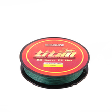 SOLOPLAY 100M 8X 20-100LB Extreme Strong 8 Strands Braided Fishing Line Gray/Green Multifilament PE Braid Line for Carp Fishing