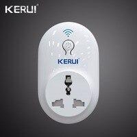 Wireless Kerui Remote Wifi Socket Switch Smart Power Plug 433MHz EU US UK AU Standard For