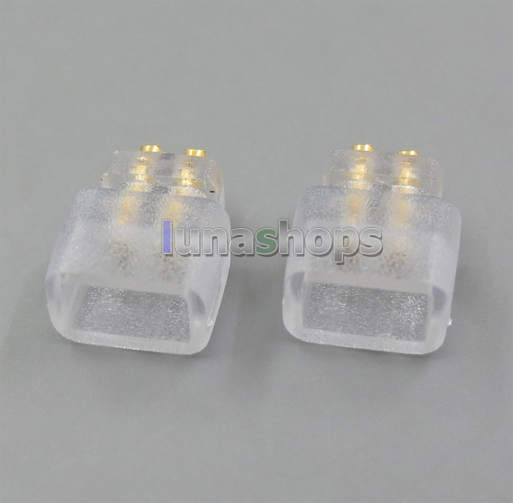 TS Series- T4 Female Port Socket 0.78mm Earphone Pins Plug For DIY Westone W4 UM3x UM30 UE10 UE11Pro 1964 ears UE etc. LN005500