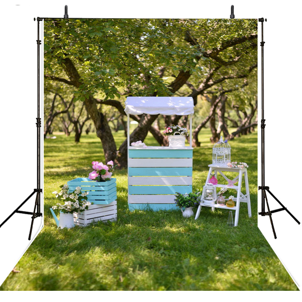 Spring Scenic Photography Backdrops Vinyl Backdrop For Photography Photocall Infantil Children Background For Photo Studio free scenic spring photo backdrop 1875 5 10ft vinyl photography fondos fotografia photo studio wedding background backdrop