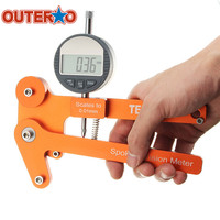 New Arrival Digital Scale 0 01mm Mechanical Spoke Tension Bicycle Indicator Attrezi Wheel Builders Tool Accessory
