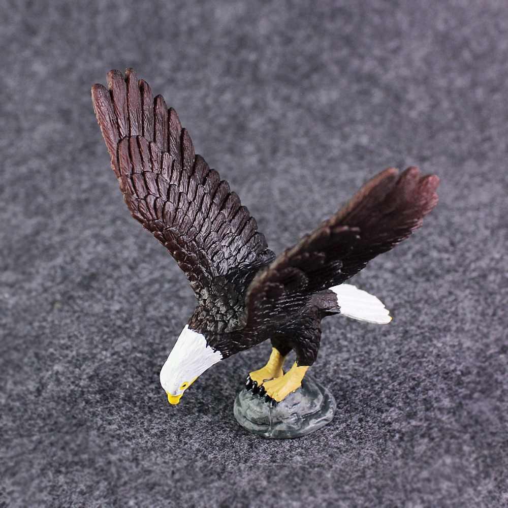 Wiben Орел, ПВХ, высокое качество, моделирование, модель животного, экшн и игрушка, фигурки, Обучающие, для мальчиков, подарок