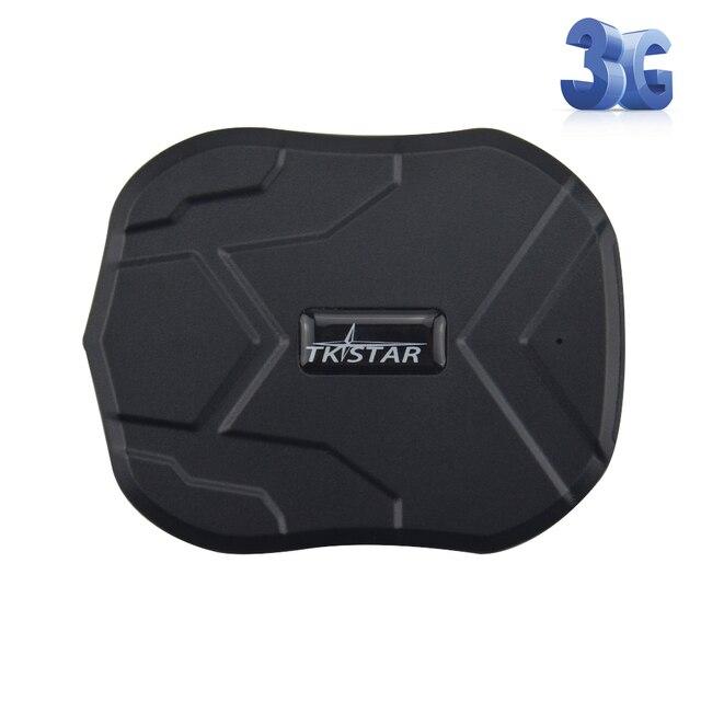 Ímã TK905-3G 3g Impermeável Rastreador GPS Do Carro Localizador GPS Do Veículo Em Tempo Real da Vida Livre APP 5000 mah Bateria de Espera 60 dias