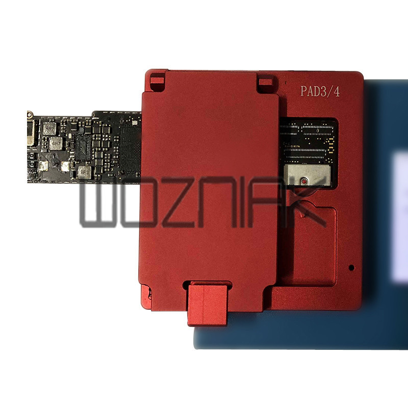 NAND Flash IC puce programmeur outil Fix et pour ipad 2 3 4 5 6 adaptateur de Non-retrait sans changement NAND par NAVI PLUS Pro3000s - 3