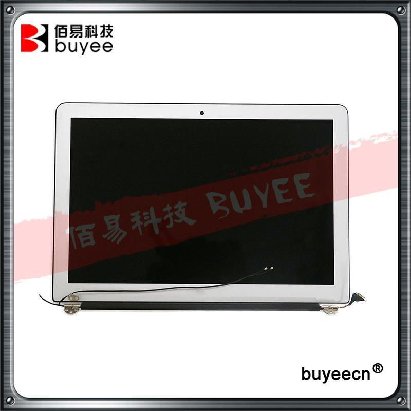 Genuine 2010 2011 2012 A1369 A1466 LCD Display Assembly For Macbook Air 13'' Full A1369 LCD Screen Assembly MC503 MC504 MC965 a1369 new original a1369 assembly for apple macbook air 13 lcd display assembly a1369 a grade new and original 2011 year