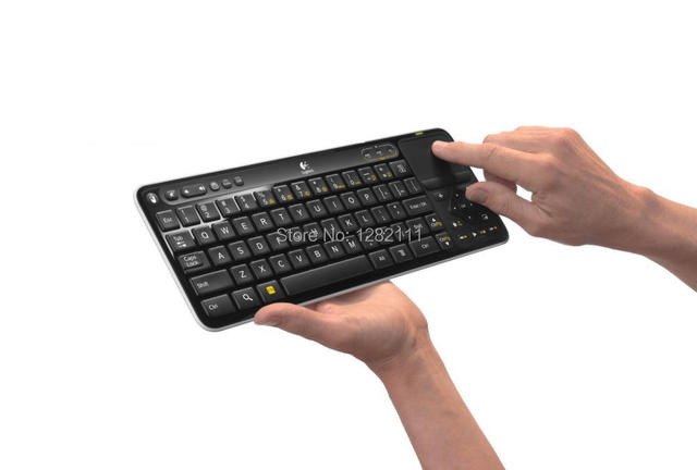 9357c7746e8 HIgh-quality Genuine Original Logitech K700 HTPC wireless touchpad with  unifying receiver keyboard controller Free Shipping