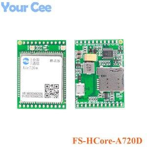 Image 5 - 4G מודול פיתוח לוח LTE Core לוח SIM7600CE Air720D Air720H EC20 GPS מיקום אלחוטי מודול תמיכה FTPS/HTTPS /DNS