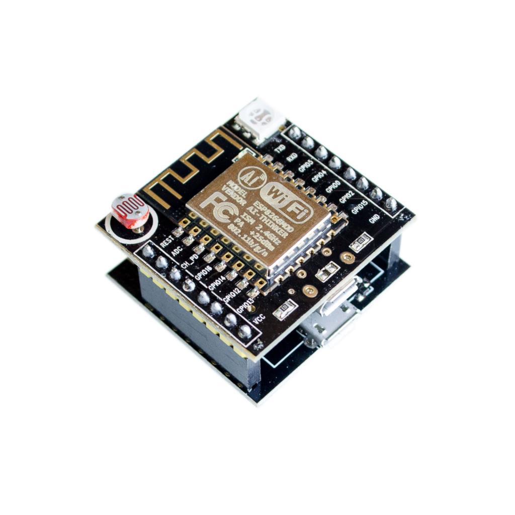 ESP8266 serial WIFI Witty cloud Development Board ESP-12F module MINI nodemcu