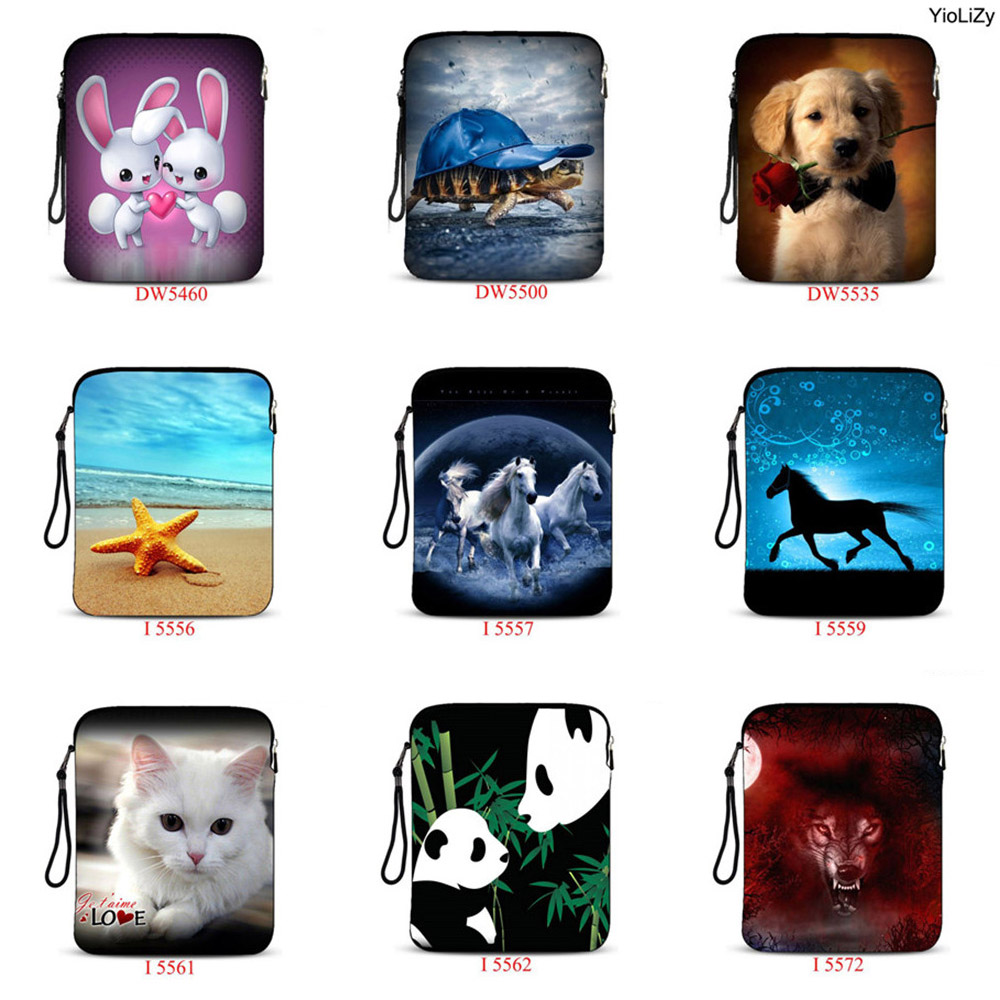 10.1 tablet bag 9.7 inch Universal laptop Protective shell notebook protective sleeve pouch Cover For ipad mini2 case IP-5557