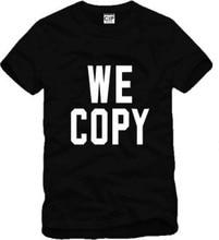 Man spring 2016 We copy Geek t-shirt Famous brand men t shirt 100%cotton short men tshirts o-neck tee shirts Undershirt GC456