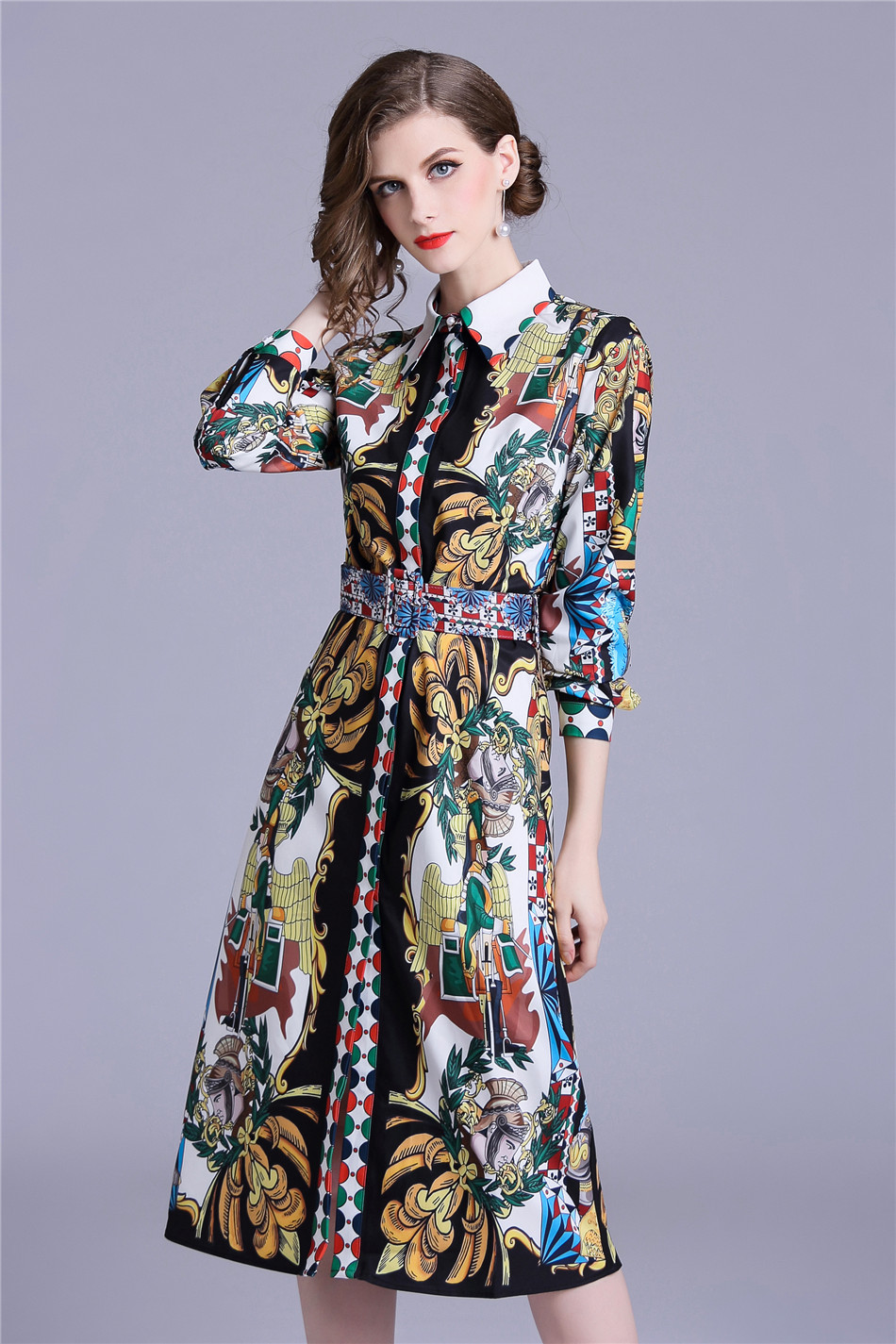 Remarkable, valuable asian print dresses sorry, that has
