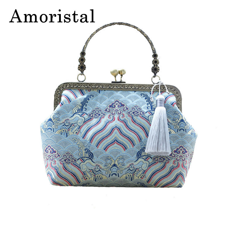 e7bc39c8894b Buy brocade bag chinese and get free shipping on AliExpress.com