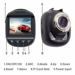 Image 2 - Accfly wideorejestrator samochodowy kamera samochodowa wideorejestrator Full HD 1080P WDR wykrywanie ruchu g sensor rejestrator samochodowy
