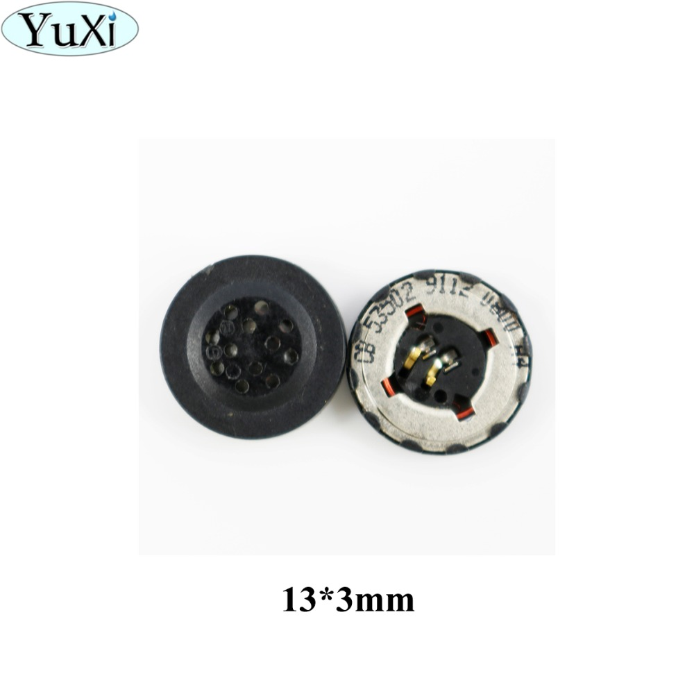 YuXi 2pcs/lot For <font><b>Nokia</b></font> 1110 1112 1116 1200 1600 8250 7370 7373 8210 <font><b>1650</b></font> 2310 2610 6030 Loud Speaker Buzzer Ringer Repair Part image