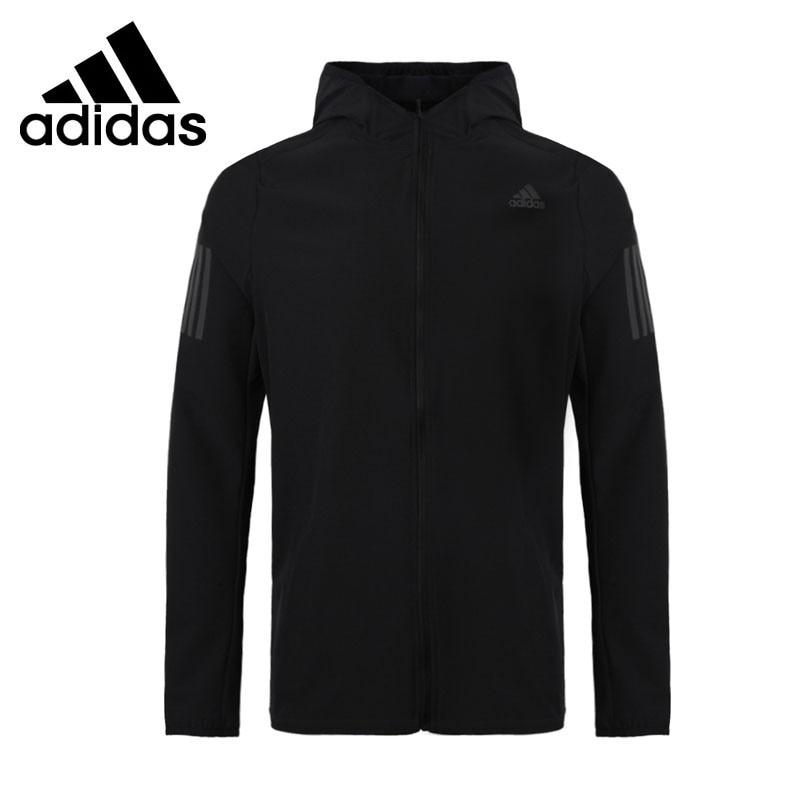 Original New Arrival 2018 Adidas RS SHELL JKT Men's jacket Hooded   Sportswear adidas original new arrival official neo women s knitted pants breathable elatstic waist sportswear bs4904