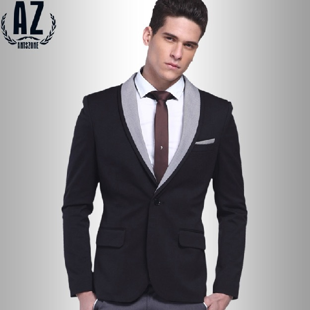 Online Get Cheap Suit Men Formal Jacket High Collar -Aliexpress ...