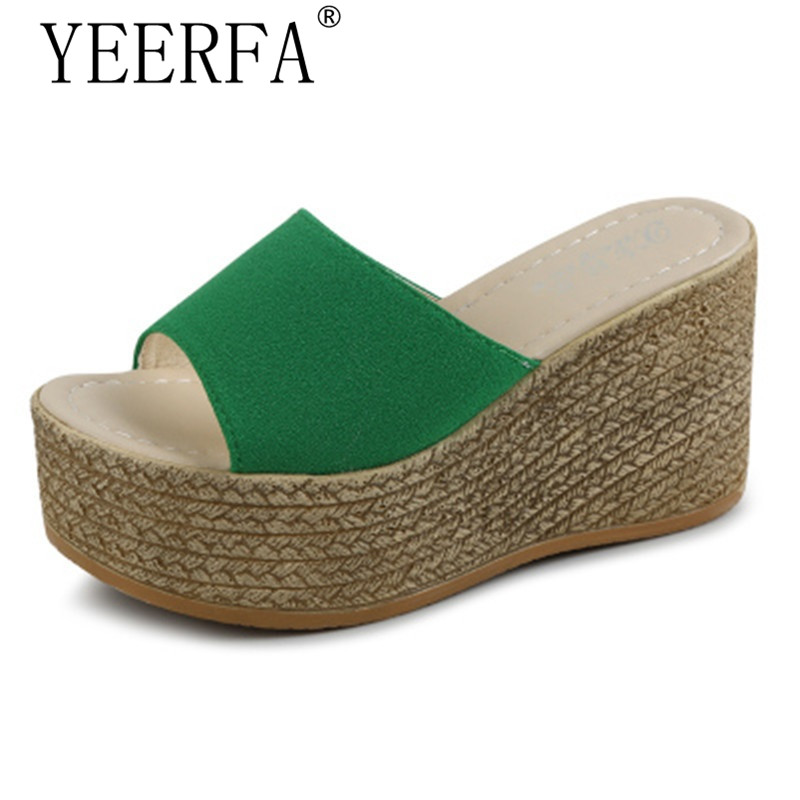 YEERFA summer women mules clogs wedge sandals garden shoes handmade artifical pearl slippers jelly color casual beach sandals open cable connector ring lug copper passing through terminals ot 200a 250a 300a 400a 500a 600a 800a 1000a