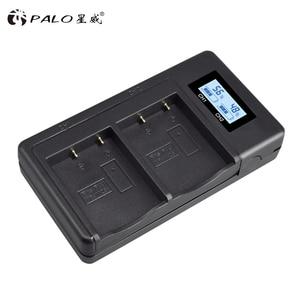 Image 5 - 2 sztuk 1200 mAh NP W126 NP W126 NPW126 baterie + LCD podwójna ładowarka dla Fujifilm Fuji X Pro1 XPro1 X T1 XT1, HS30EXR HS33EXR X PRO1