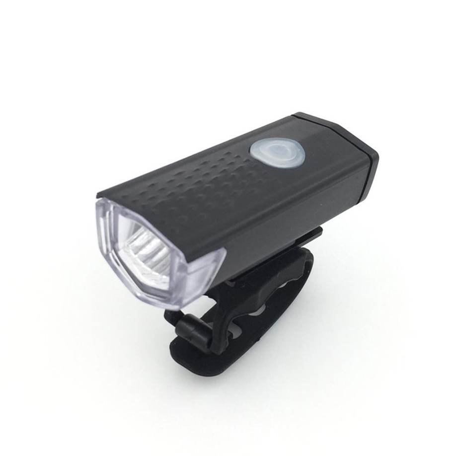 Muqgew 11.11 New Arrival Usb Rechargeable Led Bike Bicycle Cycling Front Light Headlihgt Lamp Torch White Drop Shipping High Quality Materials Lights & Lighting
