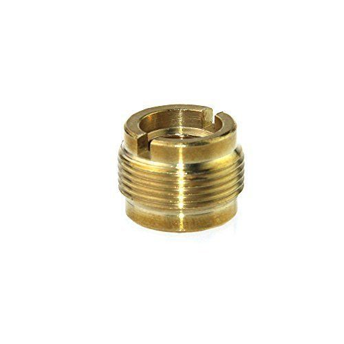 3/8 Female To 5/8 Male Threaded Screw Adapter For Mic Micphone Stand 5/8-27