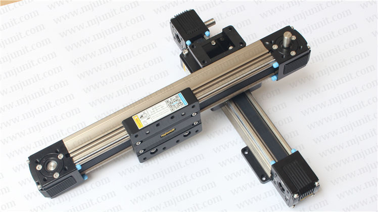 Belt driven linear slide price  uk High Strength Motorized Linear Stage/Stepping Motor Drive/Servo Drive toothed belt drive motorized stepper motor precision linear application for industry