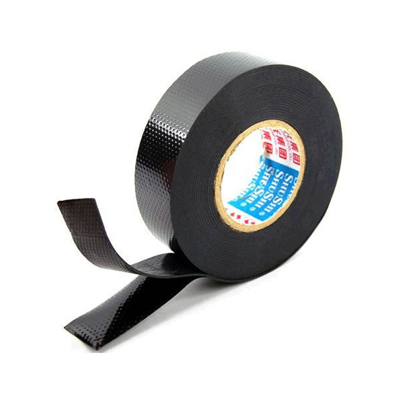1pcs Roll Satellite Self Amalgamating Rubber Sealing Tape Sealing Cable Repair Lead