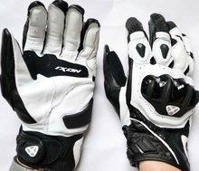 Ixon RS SLY HP Кожаные перчатки, мотоцикл перчатки, гоночные перчатки
