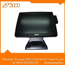 Maple Touch 15'' all in one computer/pos computer with termi