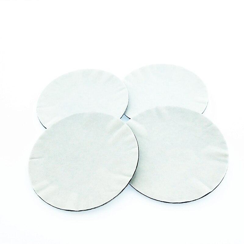 100pcs lot 56 5mm 65mm Car Rim Cover Decal Wheel Center Hub Cap Sticker logo Emblem