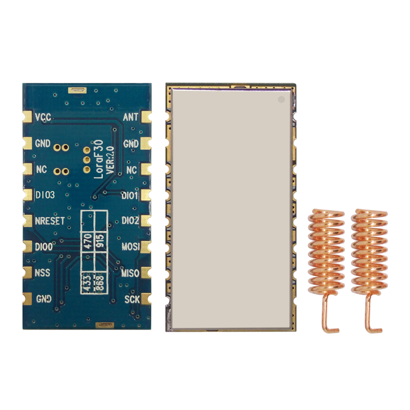 2Sets 868MHz-915MHz SX1276 ESP32 WiFi Bluetooth LoRa Module