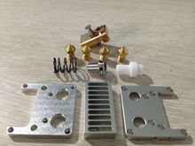 Improved Ultimaker 2 UM2 DIY 3D printer hotend parts стоимость