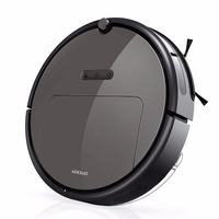 Roborock E25 Robot Vacuum Cleaner Sweeping and Mopping Robotic Vacuum Cleaning Dust and Pet Hair, 1800Pa Strong Suction and App