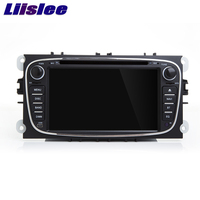 Liislee For Ford / For Mondeo / For Focus Audio Video Multimedia Car Navigation GPS Radio Navi Stereo Player HD Touch Screen