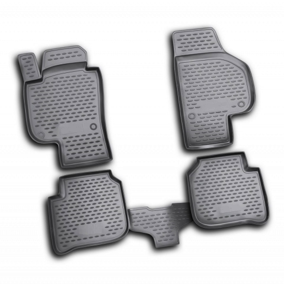 Floor mats for Skoda Superb II 2008 2009 2010 2011 2012 2013 2014 2015 Element NLC4504210K Russia Stock fender eliminator license plate bracket kit set for yamaha yzf r1 2009 2010 2011 2012 2013 2014 moto accessories