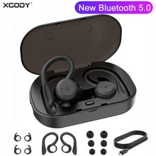 XGODY BE1018 беспроводные наушники Bluetooth 5,0 шумоподавление TWS наушники с зарядным устройством микрофон наушники для телефона