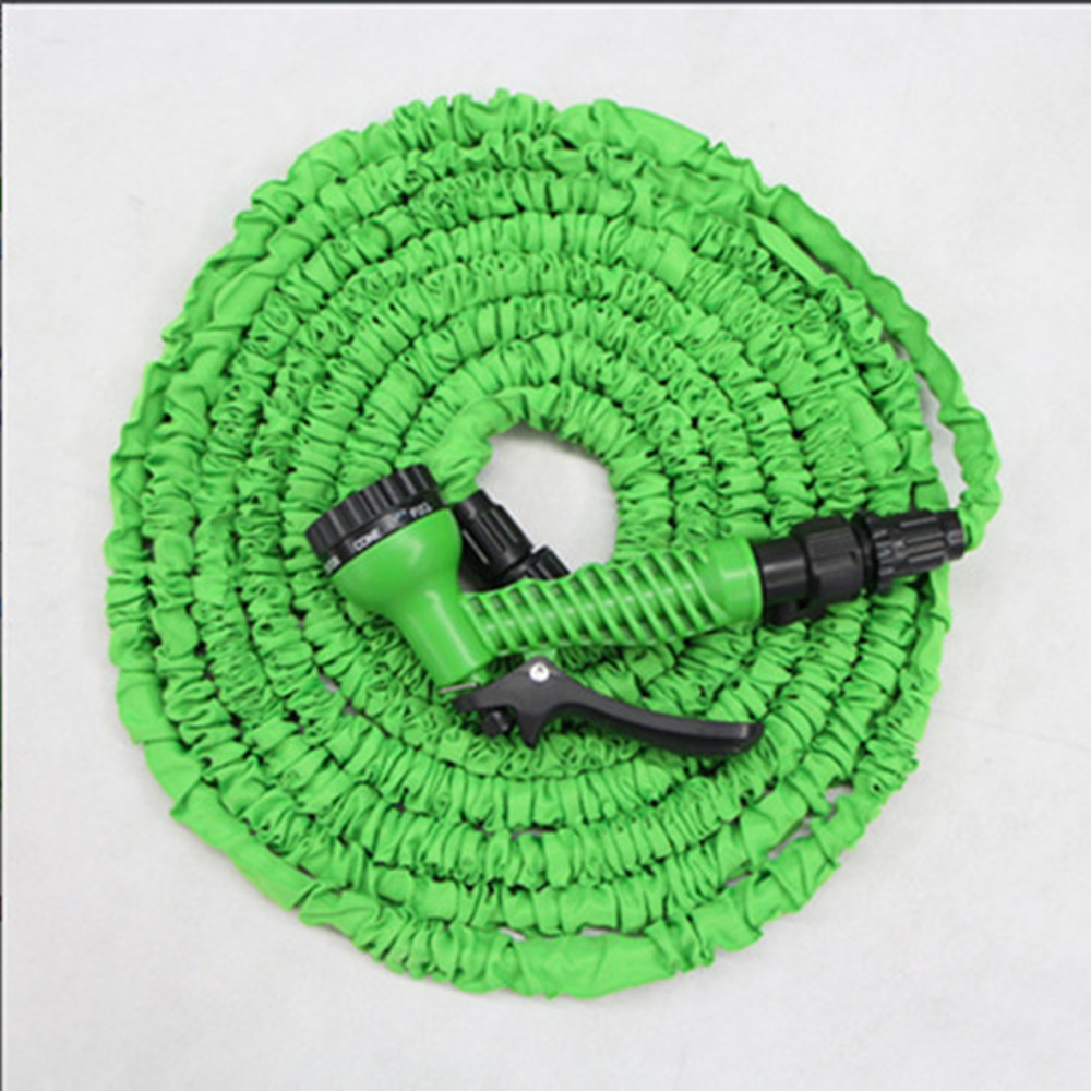 Garden Tools Magic Extendable Rubber Water Hose Flexible Elastic
