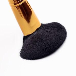 Image 4 - Jessup Cọ Trang Điểm 15 Bộ Cọ Trang Điểm Mỹ Phẩm Làm Đẹp Phấn Nền Phấn Mắt Bút Kẻ Mắt Môi Dụng Cụ Cắm Bàn Chải Đen/vàng