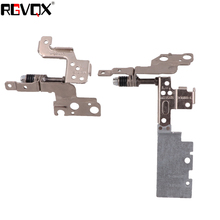 New Laptop Hinge For Dell 15-7000 7535 7537 without touch Screen Notebook LCD Left + right Hinges Replacement Repair все цены