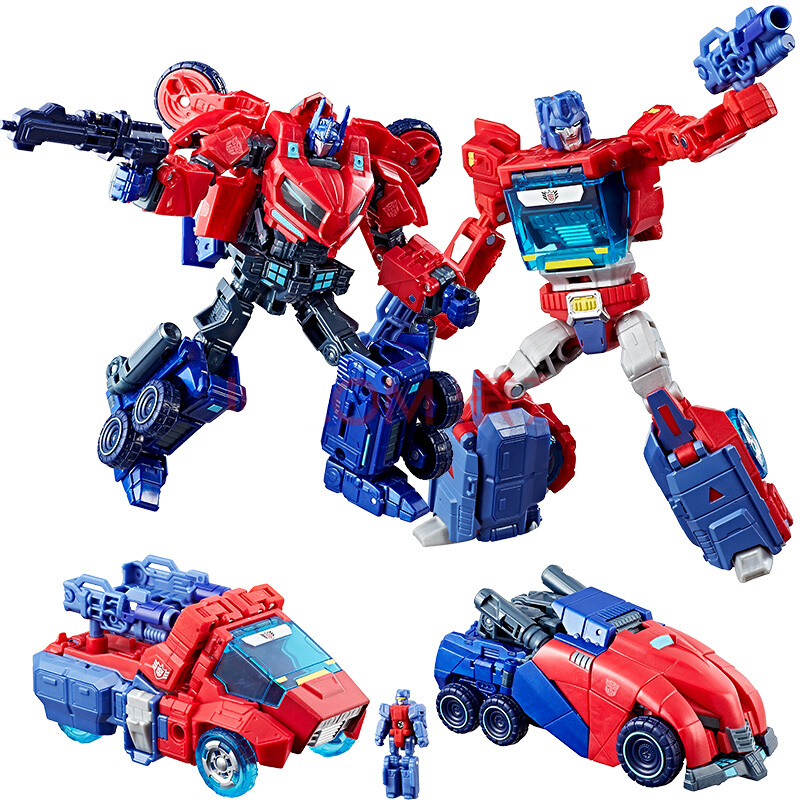Toys Transformers Enhanced Class Evolution Package Children's New Year Gifts Boys <font><b>Puzzle</b></font> Gift