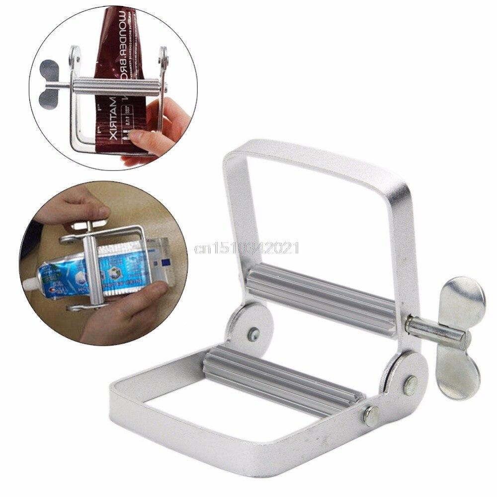 kit accueil salle de bain En aluminium Dentifrice Distributeur Outil Tube Squeezer Facile Salle De  Bains Accueil Salle De Bains Kit Squeezer dans Accessoires de salle de bains  ...
