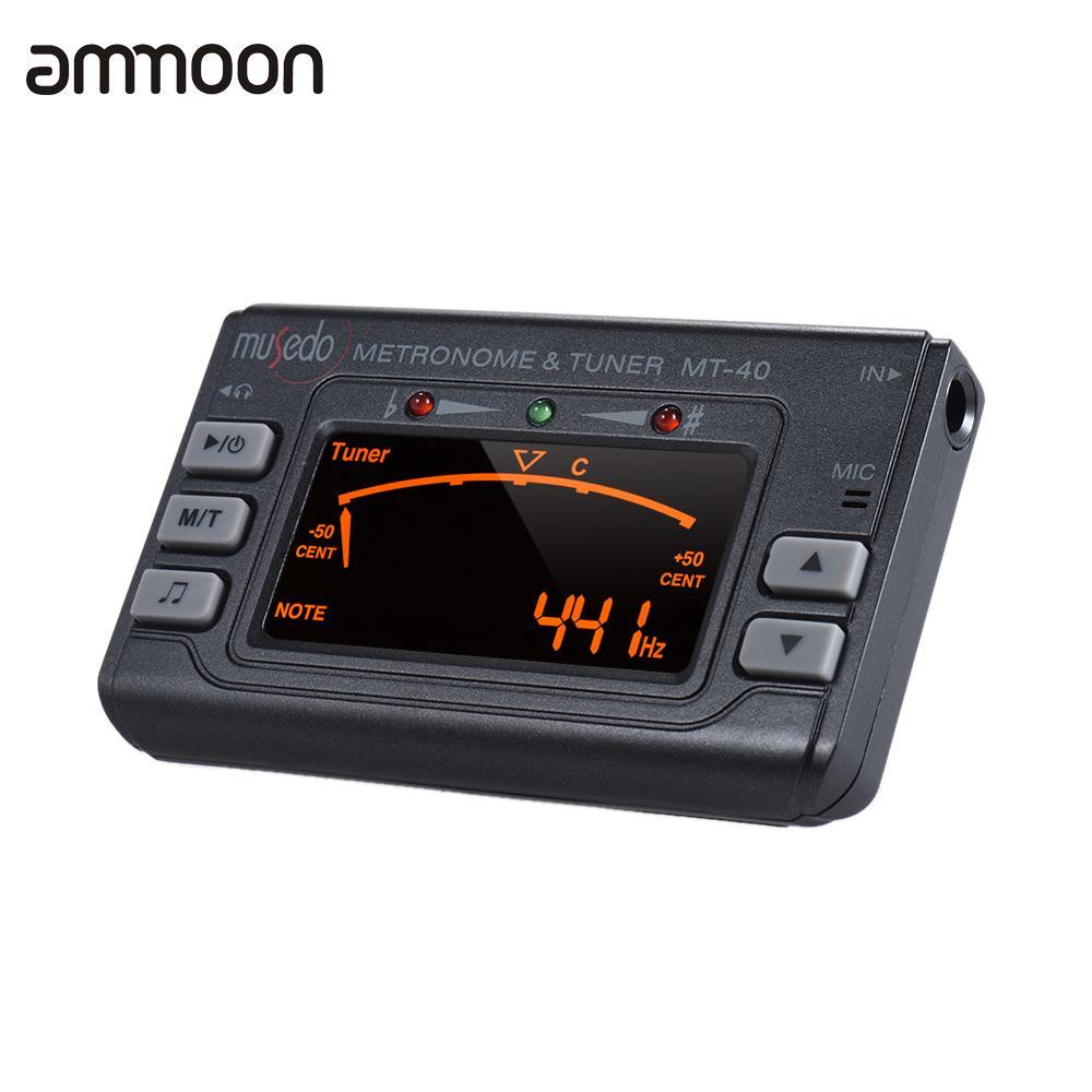 batteries SOUNDLAB GUITAR TUNER /& METRONOME New incl