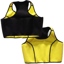 Vest Bra Body Shapers For Women Lose Weight Slimming Neoprene Super Stretch Men Woman Shaper Control