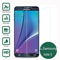For Samsung Galaxy note 5 Tempered Glass Csreen Protector 2.5 9h Safety Protective Film on Note5 N920 N920A N920F N920G