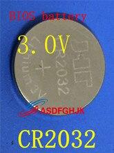 Оригинальный аккумулятор резервного питания для dell studio 1569 1735 1737 1745 1747 1749 1645 1647 M1340 M1640 BIOS батареи CR2032 100% ок