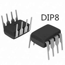 2 unids/lote NE555 NE555P NE555N precisión temporizadores de DIP-8