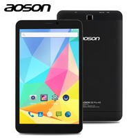 AOSON 8 Inch S8PRO Android 6 0 Quad Core 4G Tablet Pc Phablet Card Mobile Phone
