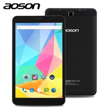 AOSON S8 Pro 4G Tabletki 8 cal MTK8735B LTE smart phone Android 6.0 Quad Core 1280×800 IPS Wifi Bluetooth GPS KARTY SIM Tablet PC