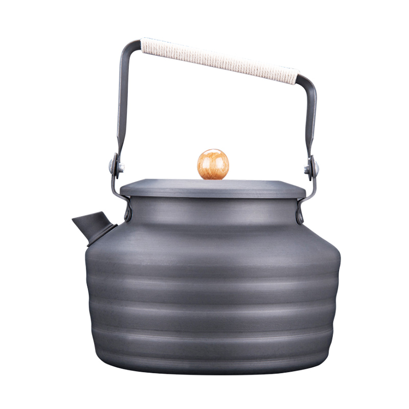 1pcs 1.3l Portable Ultra-light Outdoor Hiking Camping Picnic Water Kettle Teapot Coffee Pot Anodised Aluminum1pcs 1.3l Portable Ultra-light Outdoor Hiking Camping Picnic Water Kettle Teapot Coffee Pot Anodised Aluminum