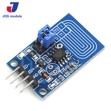 Smart Electronics Capacitive touch Constant pressure stepless dimming PWM control